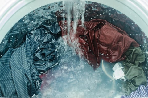 洗濯機 すすぎ