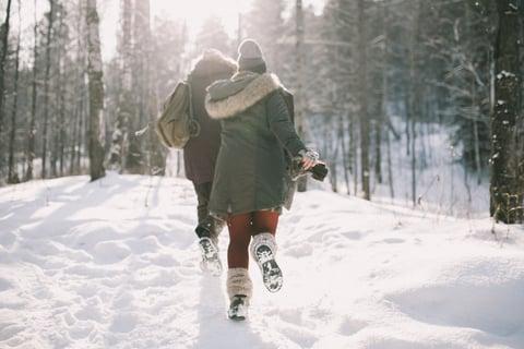 お出かけ 冬