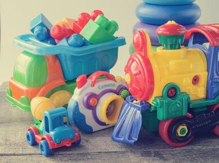 子供部屋 おもちゃ