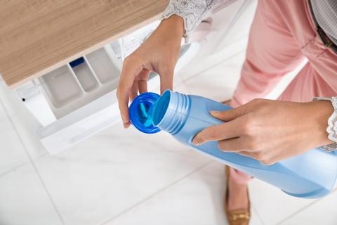 洗濯洗剤 柔軟剤