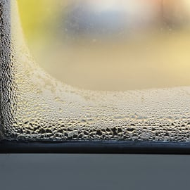 湿気 結露 窓