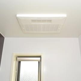 天井の換気扇の掃除|簡単に汚れを落とすコツや注意点は?