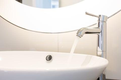 蛇口 水 シンク 洗面台