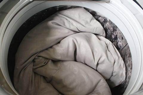 布団 洗濯機 大物洗い