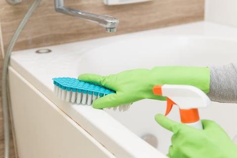 風呂掃除 ブラシ