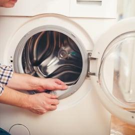 洗濯機 手入れ ゴムパッキン 掃除 ドラム式