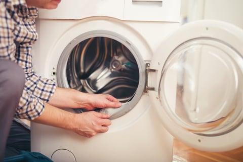 洗濯機 手入れ ゴムパッキン 掃除
