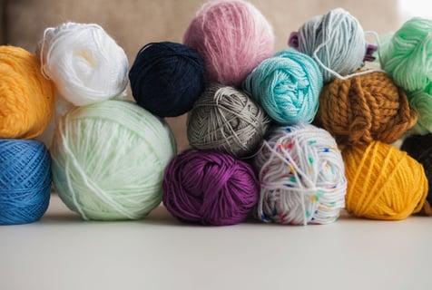 毛糸 ウール 繊維 素材