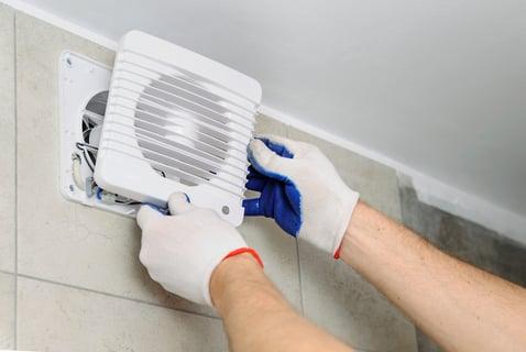 換気扇掃除 キッチン