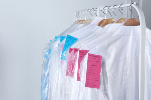 クリーニング ワイシャツ