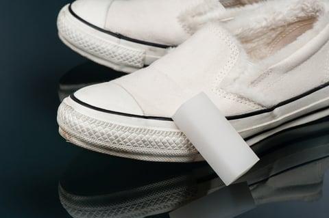 靴 スニーカー石鹸