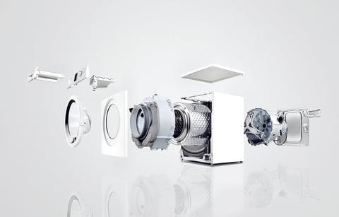 洗濯機構造