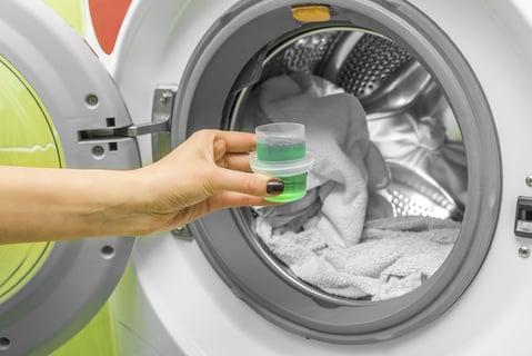 ドラム式洗濯機 洗剤