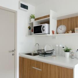 キッチン家電の収納アイデア!スッキリ収めるにはどんな方法がある?
