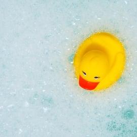 お風呂 泡