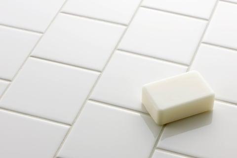 タイル 石鹸