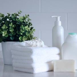 タオルの漂白方法!臭いも汚れも一掃するには?