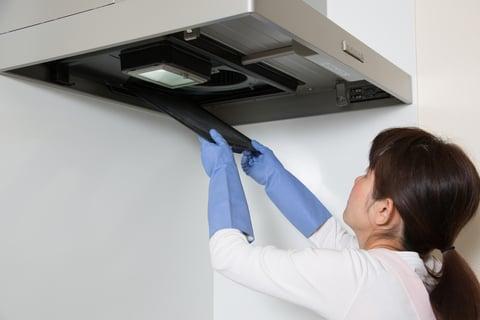 レンジフード 換気扇 キッチン 掃除