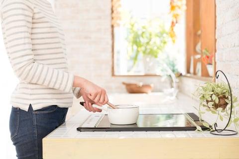 キッチン 料理