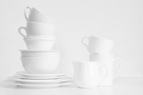 重ねる 皿 食器