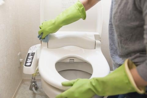 便器 便座 トイレ 掃除