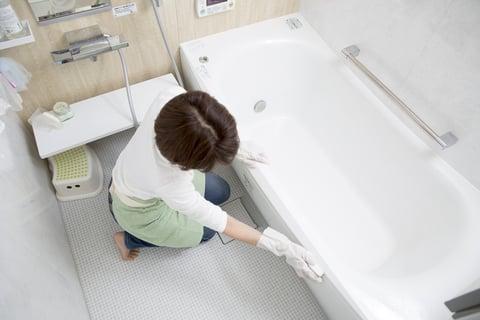 お風呂 掃除