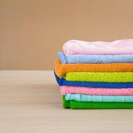マイクロファイバークロス 雑巾