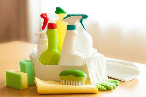 掃除道具 洗剤
