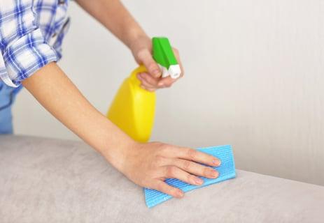 クロス 洗剤 拭き掃除