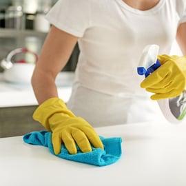 水拭きのメリットって何?効果と正しい方法をまとめて紹介!