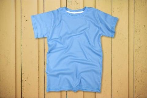 Tシャツの縮み
