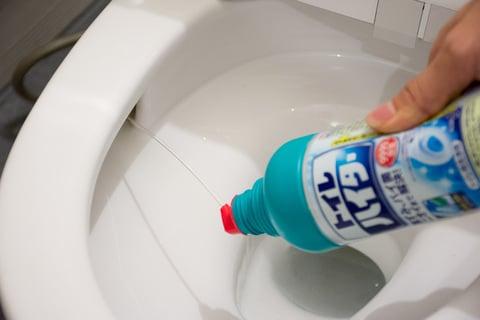 オリジナル トイレハイター 掃除