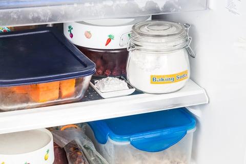 重曹を使った冷蔵庫の消臭