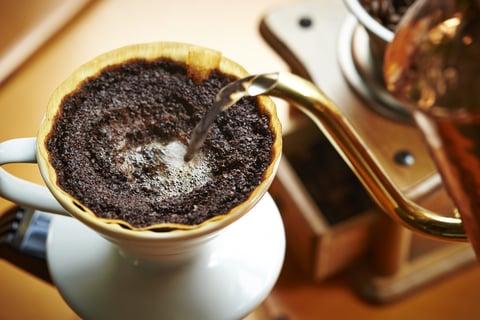 コーヒー豆 消臭