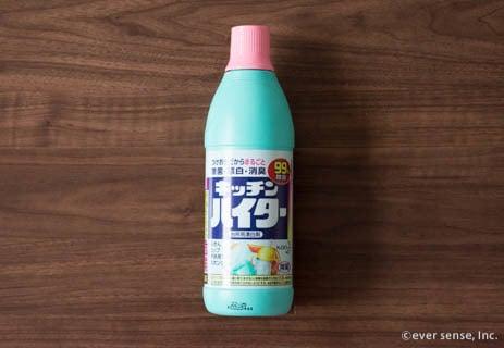 キッチンハイター 塩素系漂白剤