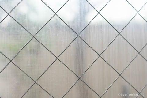 拭き跡 窓 掃除 ガラス
