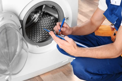洗濯機 修理
