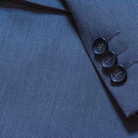スーツのボタン