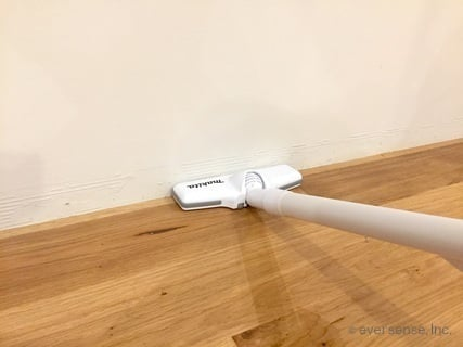 オリジナル フローリング掃除の掃除機のかけ方