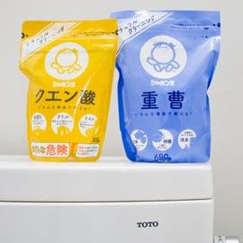 重曹とクエン酸があればトイレはキレイになる!どう使うといい?