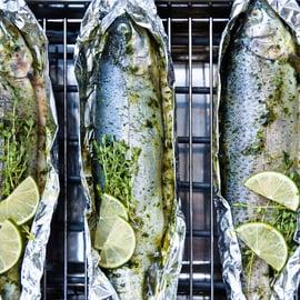生臭い魚焼きグリル