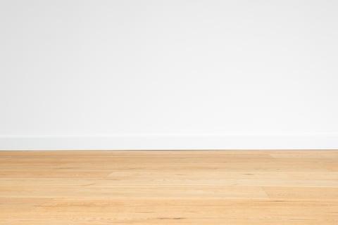 フローリング床・壁の掃除 巾木