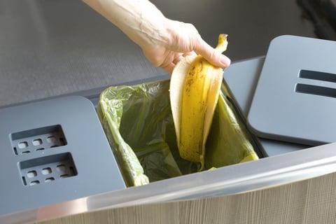 ゴミ箱の配置 袋