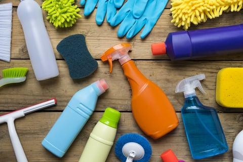 洗濯掃除道具