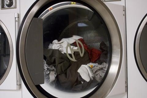 洗濯物 洗濯機