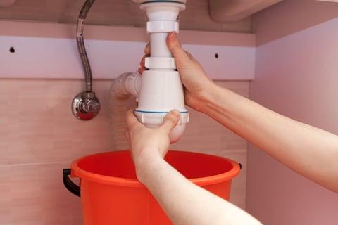 排水管の掃除
