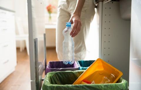 キッチンのゴミ箱