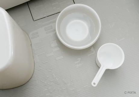 入浴グッズ 洗面器と手おけ