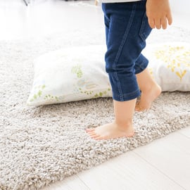 カーペット・絨毯の皮脂汚れ