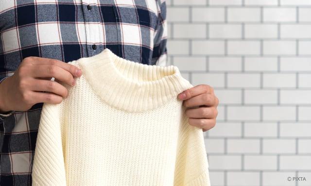 だ セーター 戻す 縮ん